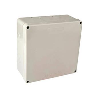 Термопластікова коробка 85*85*40 IP54 (0355) (10) 67472