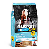 I18_NUTRAM Ideal Solution Support Weight Control Корм для взрослых собак с курицей 2 кг