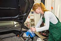 Замена жидкости / антифриза системы охлаждения электромобиля Nissan Leaf, Tesla Model S / 3 / X, BMW i3