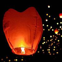Небесні ліхтарики Серце 110 см