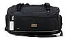 Большая дорожная сумка синяя 70см 85-л Кайман, фото 6