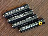 Аккумулятор PANASONIC Eneloop Pro AAA 950 mAh Ni-Mh 1.2v (BK-4HCCA) Мини-пальчиковая батарея Japan, фото 7