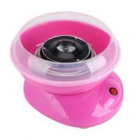 Апарат для солодкої вати Cotton Candy Maker. Колір рожевий