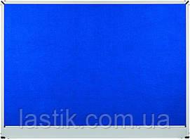 Дошка 60x90 см текстильна в рамці StarBoard
