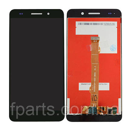 Дисплей для Huawei Y6 II (CAM-L21) с тачскрином, Black, фото 2