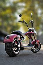 Электрочоппер CityCoco Harley Chopper 3 кВт. Батарея 28 Ач. Запас хода 100 км.