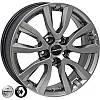 Zorat Wheels BK5504 R17 W7 PCD5x110 ET40 DIA65.1 HB