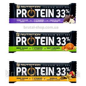 Батончики GO ON Protein 33% (50g)