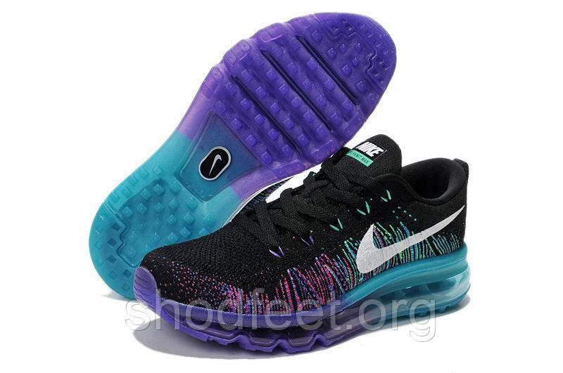 Женские кроссовки Nike Air Max 2014 Purple Venom