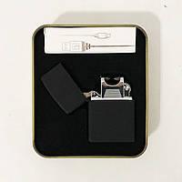 Запальничка імпульсна NB USB-215. Колір чорний