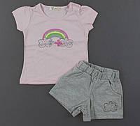 Комплект для девочек Breeze, Артикул: T0723-розовый [92 СМ] {есть:104 СМ,110 СМ,92 СМ,98 СМ}