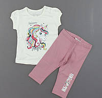 Комплект для девочек Breeze, Артикул: T15828-молочный [104 СМ] {есть:104 СМ,98 СМ}