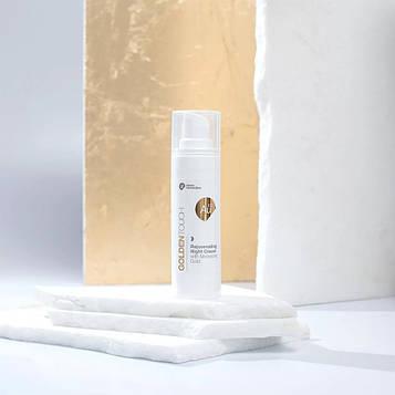 Відновлюючий нічний крем з монионним золотом Au100 Invex Remedies - 30 мл (SV)