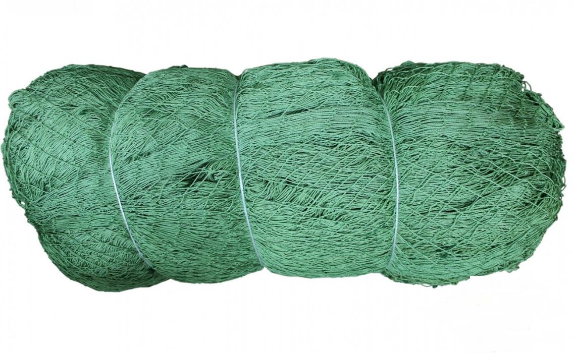 Сетеполотно капроновое узловое 23,3х3 ячейка 30мм высота 80яч.