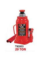 Гидравлический домкрат бутылочного типа 20 т