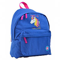 Рюкзак молодіжний YES  ST-30 Chinese blue, 35*28*16 (555060)