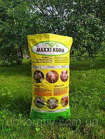 БМВД MAXXI KORM для свиней Финиш 15% (белково минеральная добавка в корм для роста)