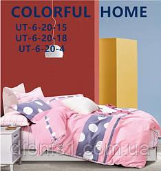 Постільна білизна COLORFUL HOME фланель розмір 180*200