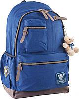 Рюкзак для підлітків YES  OX 236, синій, 30*47*16 554086 (554086)