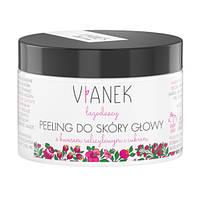 Заспокійливий скраб для шкіри голови Vianek - 150 мл