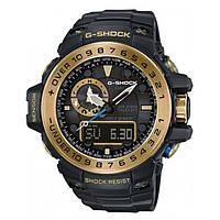 Годинник наручний G-SHOCK GWN-1000GB. Колір: золото