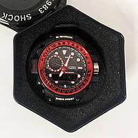 Годинник наручний G-SHOCK GWN-1000GB. Колір: червоний