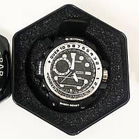 Годинник наручний G-SHOCK GWN-1000GB. Колір: срібло