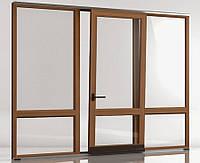 Наклонно-сдвижные двери. Портальные двери. Наклонно-сдвижные окна