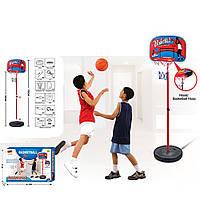 Баскетбольное кольцо на стойке160см. MR 0324