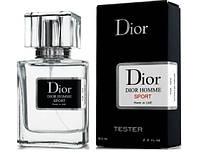 Christian Dior homme Sport - Tester 63ml