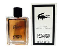 Lacoste L ' Homme EDT 100 ml Tester
