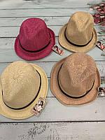 Капелюх доросла жіноча розмір 56-58 см, кольору міксом