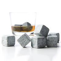 Камені для віскі Whiskey Stones з стеатита (9шт)