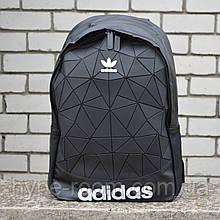 Рюкзак в стиле Adidas Black унисекс