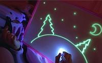 Набор для рисования Рисуй светом A3 Детский игровой набор для творчества
