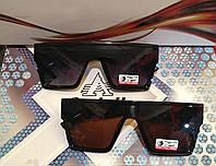 Солнцезащитные стильные женские очки, на полароидной линзе 2021