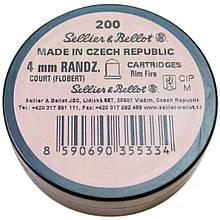 Набої пневматичні Флобера Sellier Bellot (Чехія)  упаковка 200шт