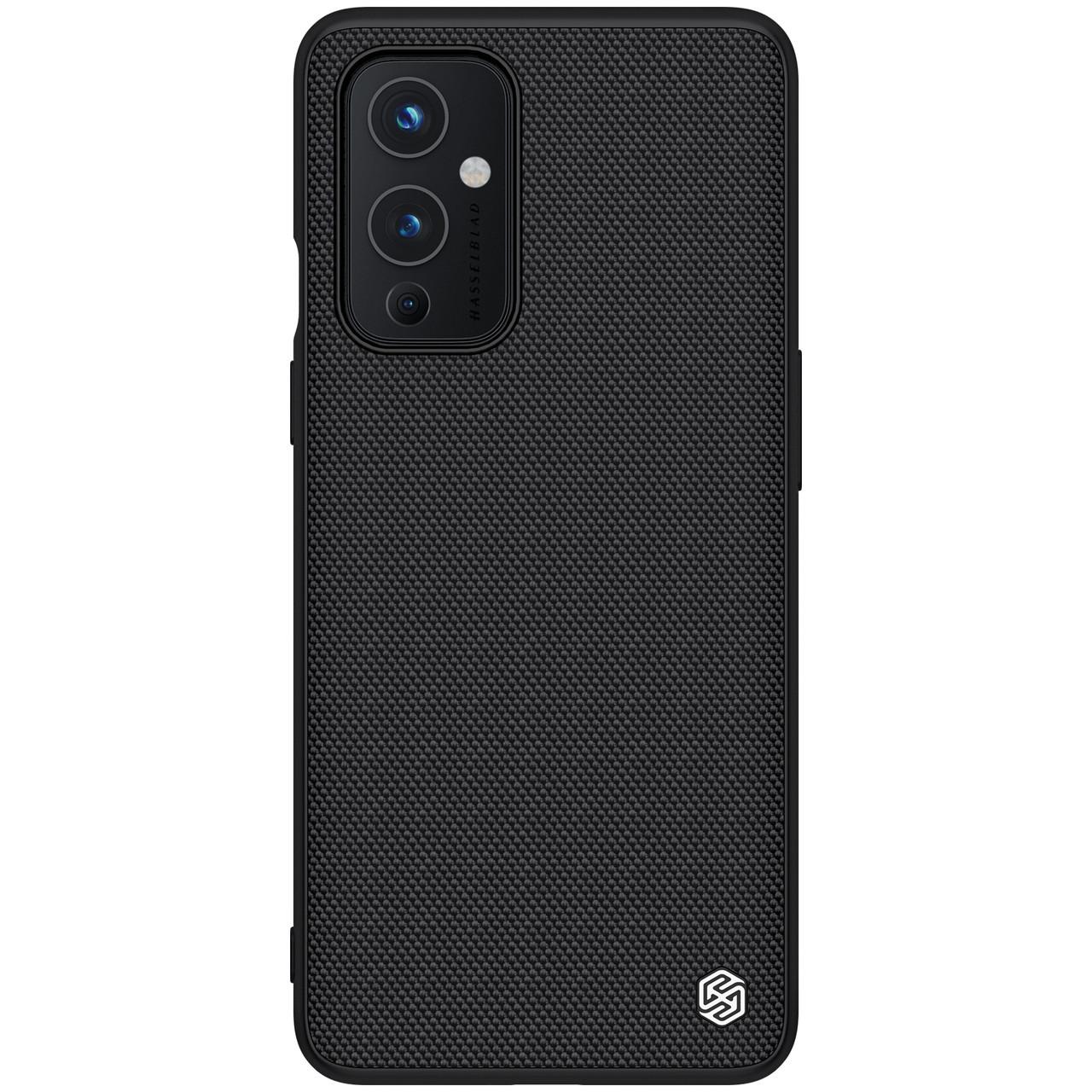 Защитный чехол Nillkin для OnePlus 9 (EU/NA) (Textured Case) Black Черный