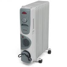 Масляный обогреватель 11 секций Luxel Oil-Filled Heater NSD-200 2000W NF