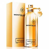 Montale Amber & Spices edp 100ml (лиц)