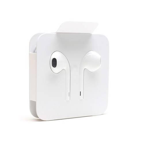 Наушники проводные EarPods iPhone 7 и выше - оригинал, новые