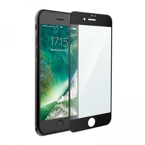 Защитное стекло Seven Glass для iPhone 7/8Plus 3D Black