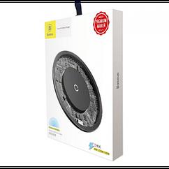 Беспроводная зарядка Baseus Simple Wireless Charger (Crystal)