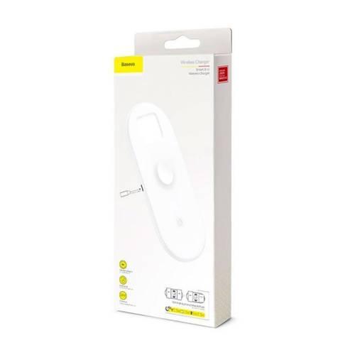 Беспроводная зарядка Baseus Smart 3in1 (White)