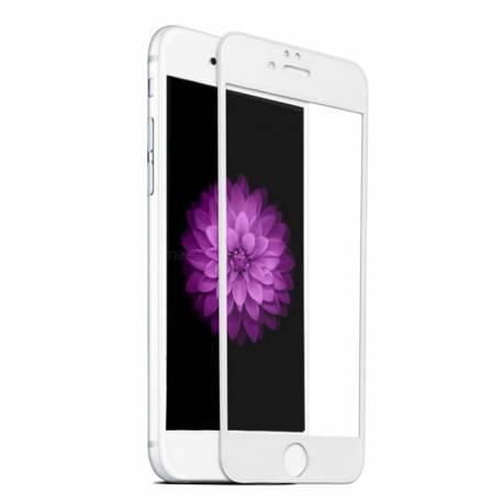 Защитное стекло Seven Glass для iPhone 7/8Plus 3D White