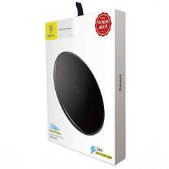 Беспроводная зарядка Baseus Simple Wireless Charger (Black)