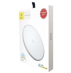 Беспроводная зарядка Baseus Simple Wireless Charger (White)