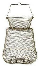 Садок рыболовный металлический круглый диаметр 38см