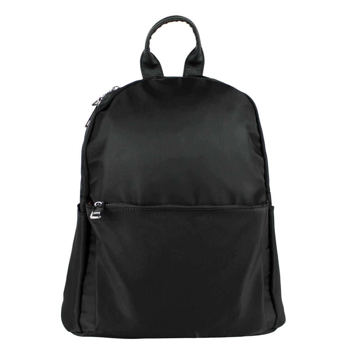 Рюкзак школьный Urban тканевый, черный