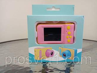 Дитячий фотоапарат CAMERA DVR baby T1/V7